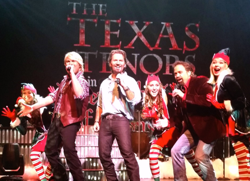The Texas Tenors Fan Event!  Rolla, MO 11/09/18