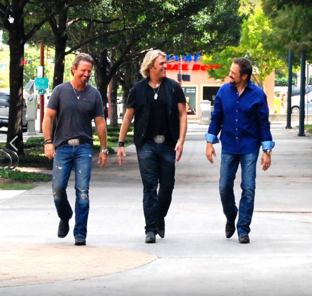 The Texas Tenors Fan Get Together! Branson, MO 07/17/2020
