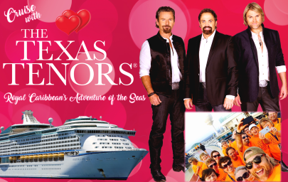 The Texas Tenors Fan Cruise 2019! Final Plans!!!