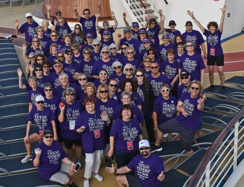 Fan Cruise Pictures